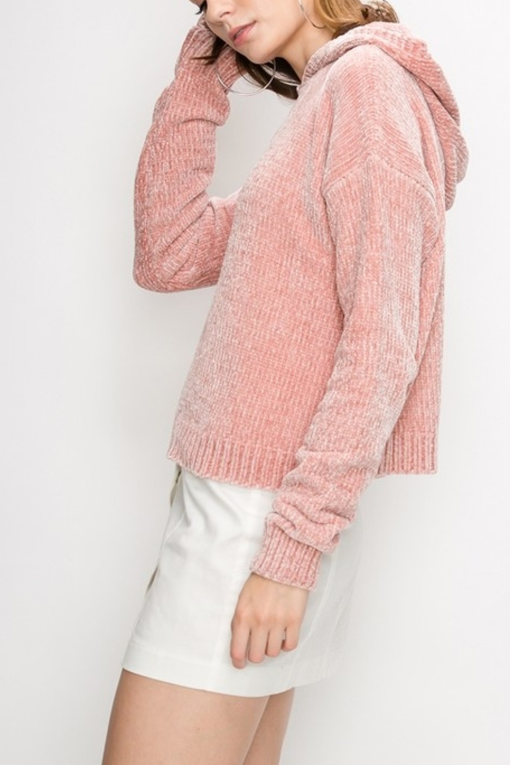 HYFVE It's A Hoodie Thing sweater - Side Cropped Image