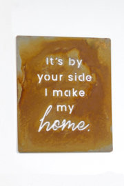 Prairie Dance It's By Your Side Wall Plaque 11