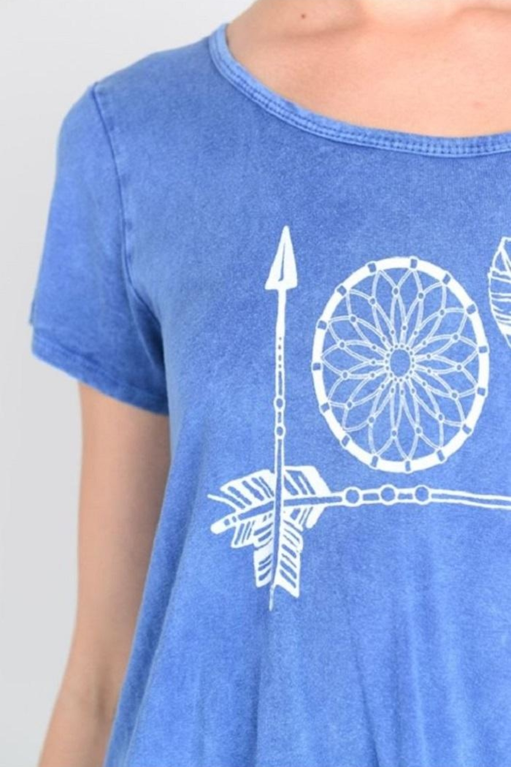 T-Party Fashion It's Love Dream-Catcher - Front Full Image