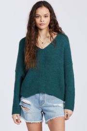 Billabong It's Me Sweater - Front cropped
