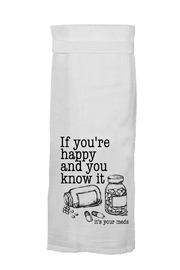 Twisted Wares It's Meds Towel - Product Mini Image