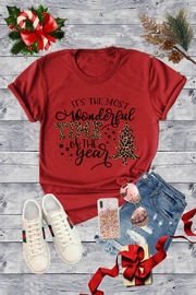 Caramelo Trend IT'S THE MOST WONDERFUL TIME OF THE YEAR - Product Mini Image