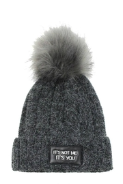 david and young It's You Beanie - Product Mini Image