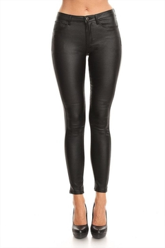 it's me Coated Skinny Jeans - Product List Image