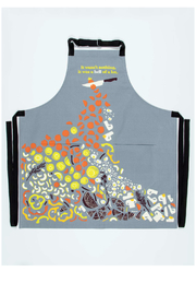 Blue Q It was nothing apron - Front cropped
