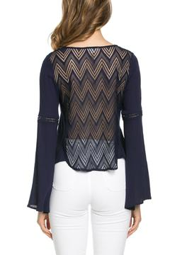 It Girl Bell Sleeve Top - Alternate List Image
