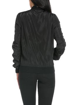 It Girl Long Sleeve Bomber Jacket - Alternate List Image