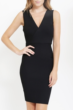 It Girl Ribbed Bodycon Dress - Product List Image