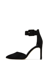 Pelle Moda Ita Black Suede - Product Mini Image