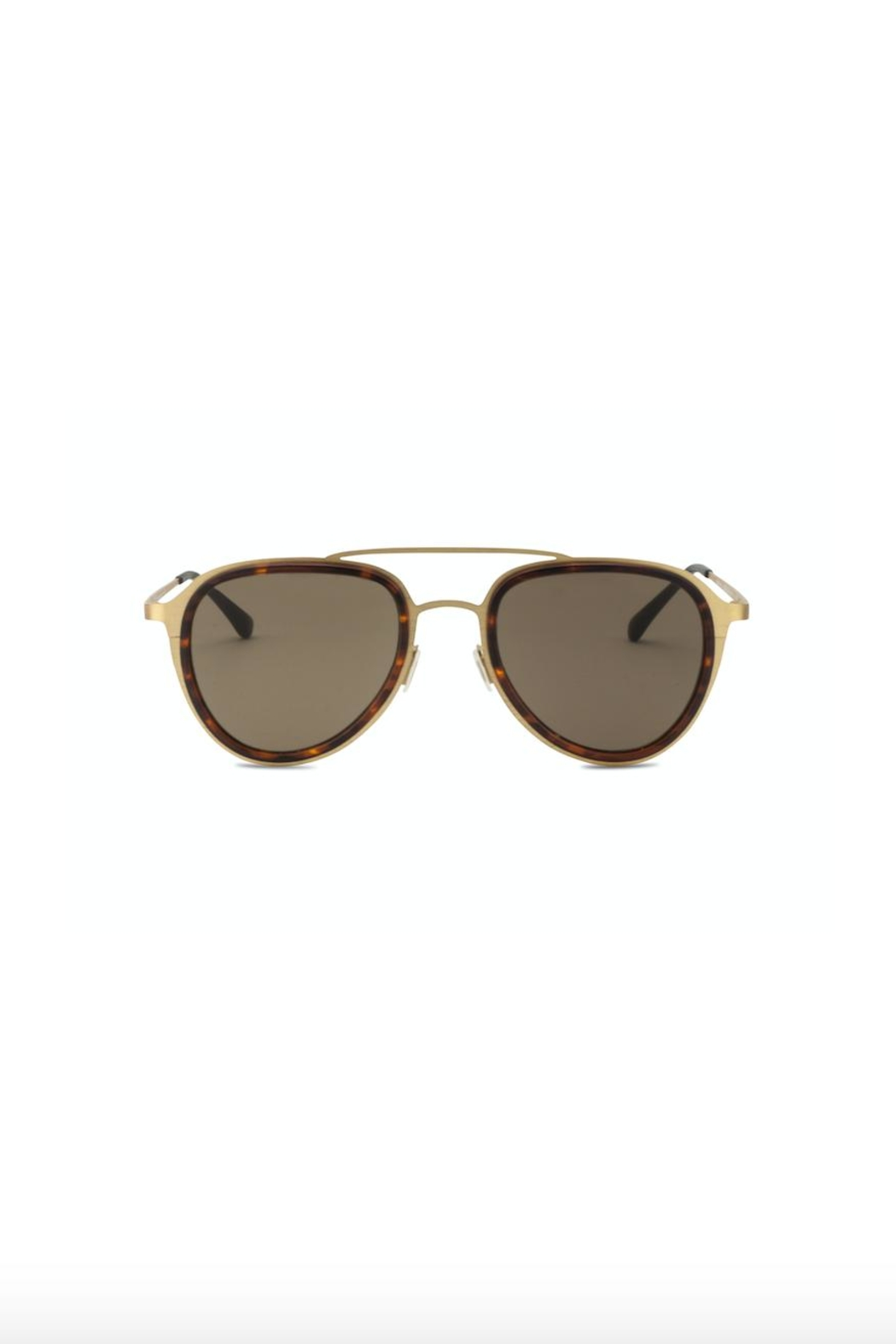 Italia Independent Gold Italia Aviators - Main Image