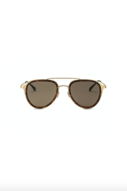 Italia Independent Gold Italia Aviators - Front cropped