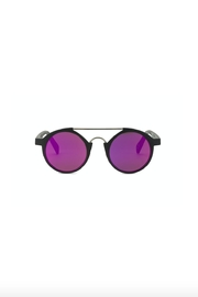 Italia Independent Italia-Independent Round Sunglasses - Front cropped