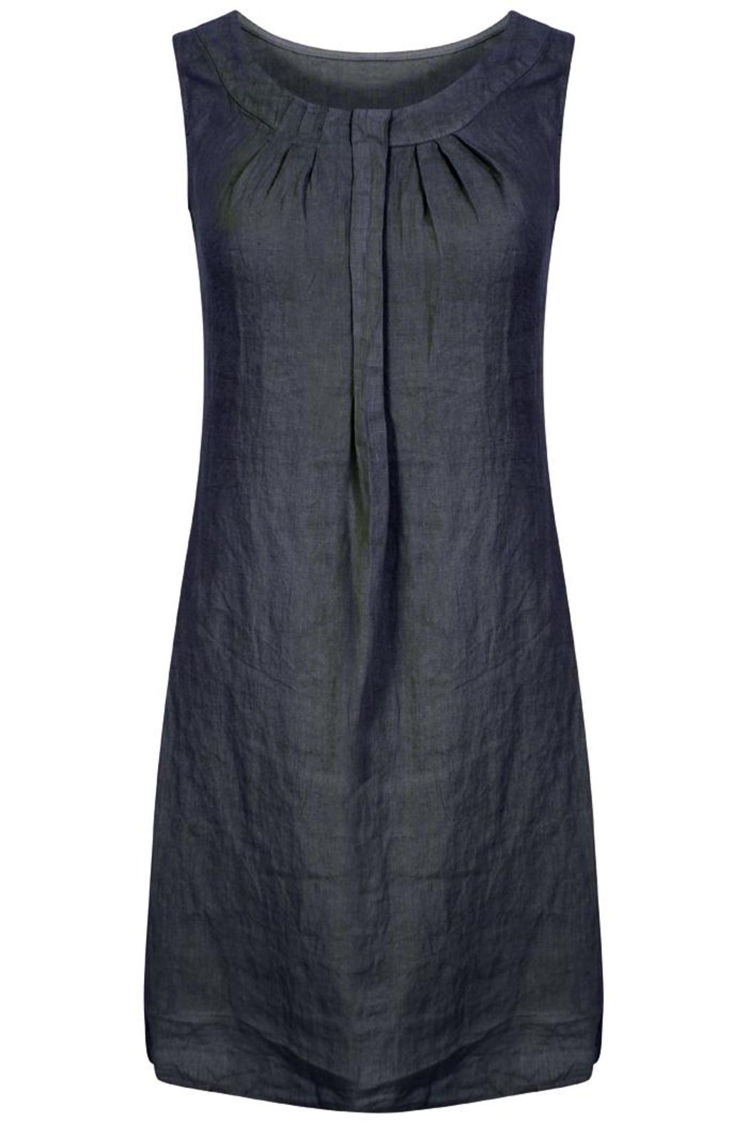 Italian Collection Italian Linen Dress From West Yorkshire