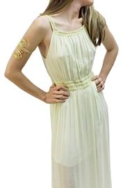 Italian Collection Yellow Roman Goddess - Side cropped