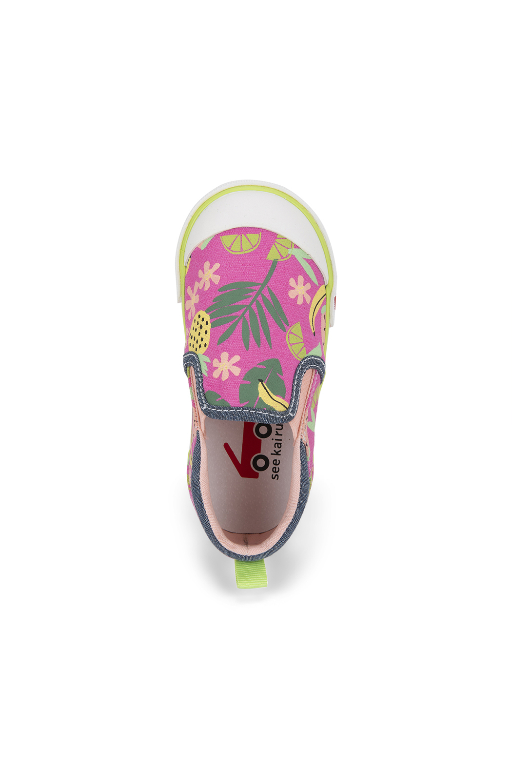 See Kai Run  Italya Slip-On Sneaker - Front Full Image
