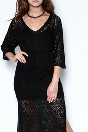 itGirl Cover Up Dress - Front cropped