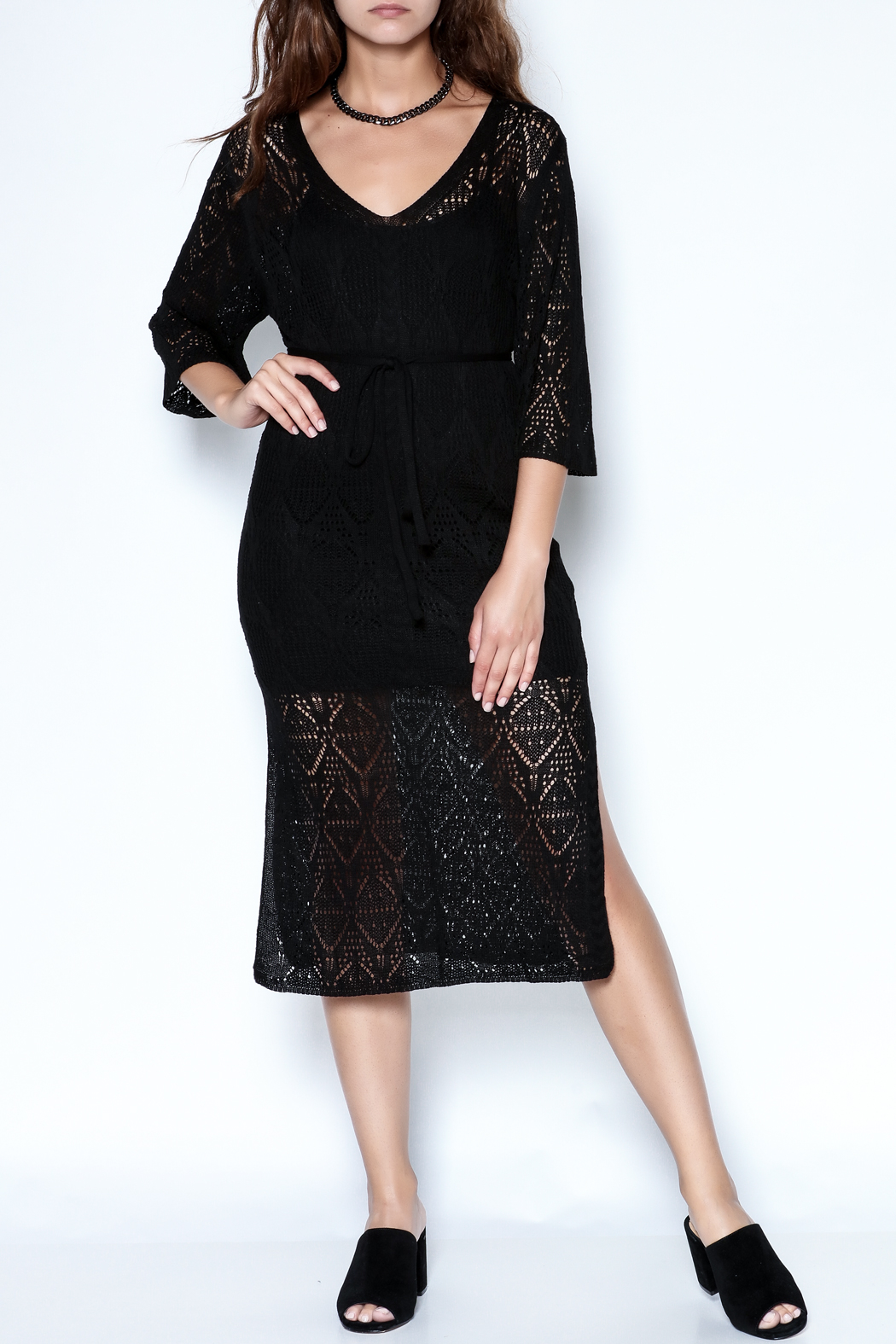 itGirl Cover Up Dress - Main Image