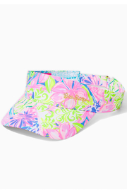 Lilly Pulitzer  Its A Match Visor - Product Mini Image