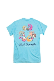 itsa girl thing Let's-Be-Mermaids Youth Shirt - Product Mini Image