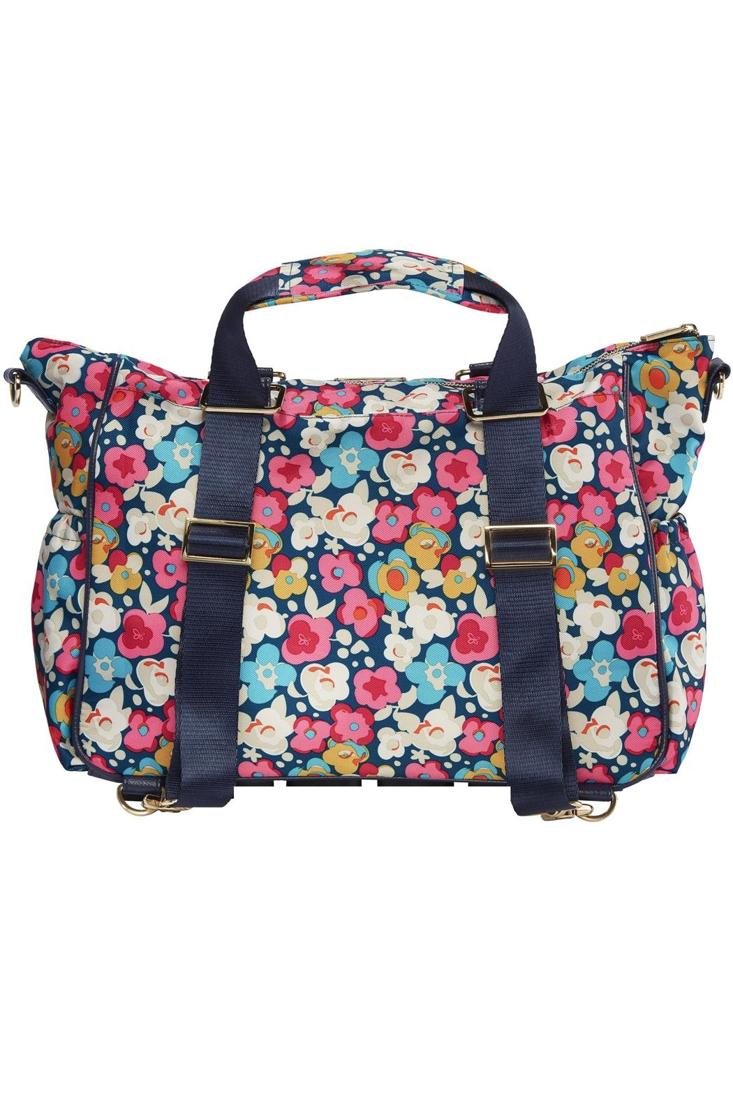 Itzy Ritzy Convertible Diaper Bag - Front Full Image