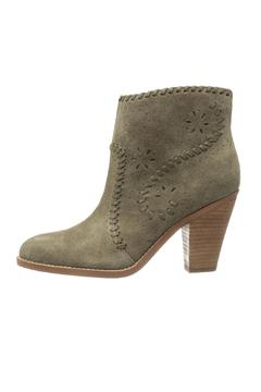 IVANKA TRUMP Green Suede Bootie - Product List Image