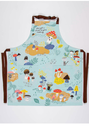 Blue Q Ive got a crush on you apron - Product Mini Image