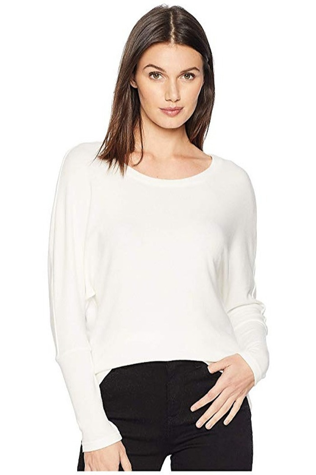 Cupcakes and Cashmere Ivery Super Soft Dolman Pullover - Main Image