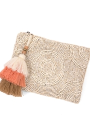 Ale by Alessandra Ivoire Clutch - Product Mini Image
