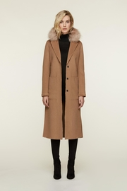 Soia & Kyo Ivonne-Fx Wool Coat - Product Mini Image