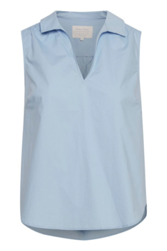 Part Two Ivora Sleeveless Collared Shirt - Product List Image