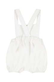 Tartine et Chocolat Ivory All In One Shortie - Front full body
