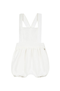 Shoptiques Product: Ivory All In One Shortie