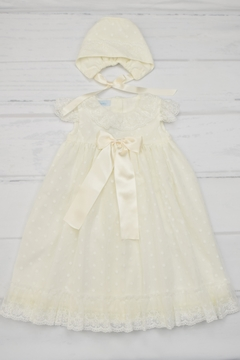 Granlei 1980 Ivory Baptism Gown - Product List Image