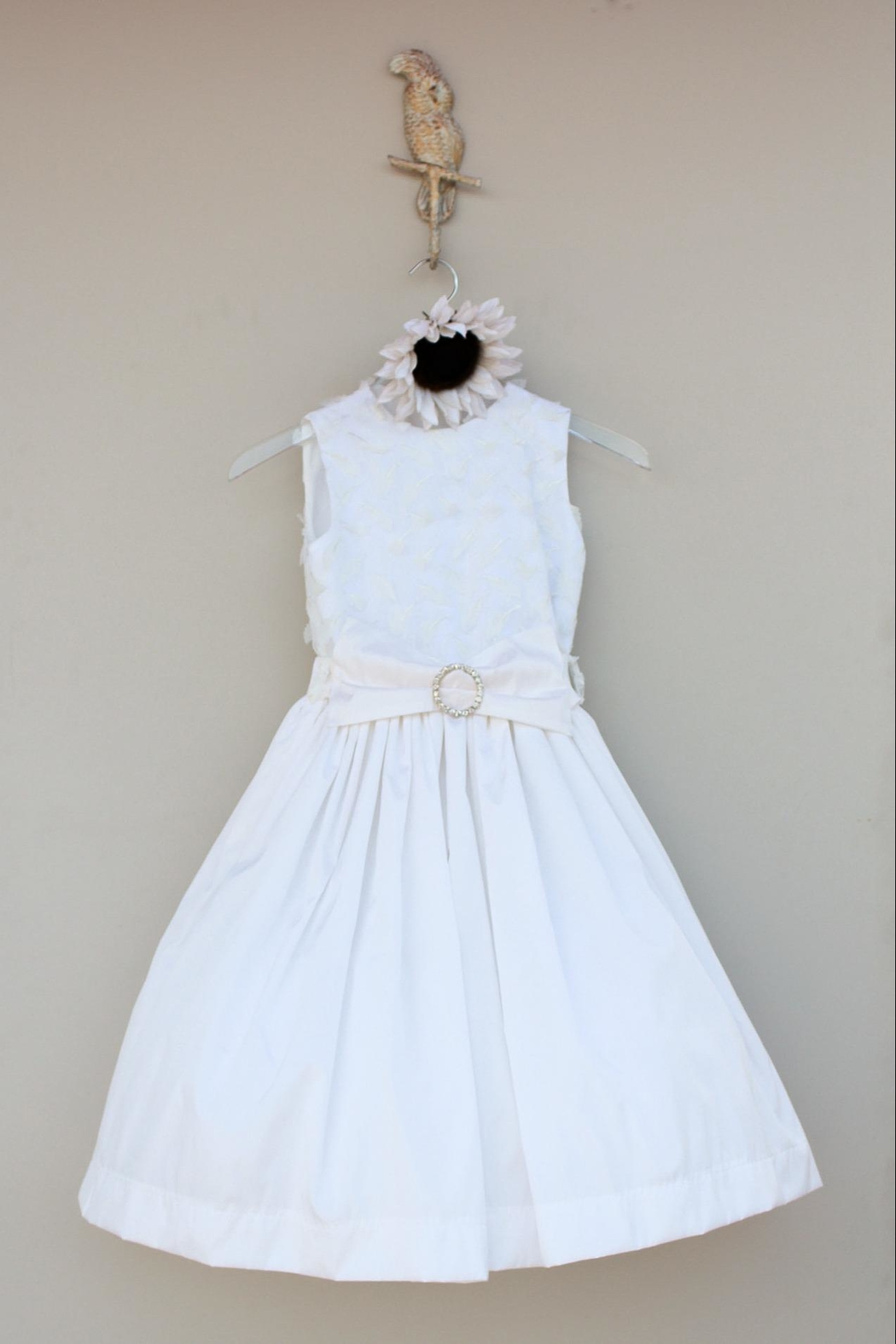 Mademoiselle Charlotte Ivory Communion Dress - Main Image