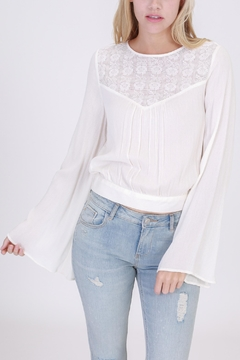 HYFVE Ivory Crop Top - Product List Image