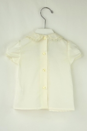 Foque Ivory Dots Baptism - Front full body