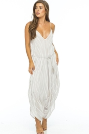 Indah Ivory Jumpsuit - Product Mini Image
