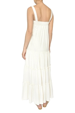 Six Crisp Days Ivory Maxi Dress - Alternate List Image
