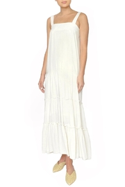 Six Crisp Days Ivory Maxi Dress - Product Mini Image