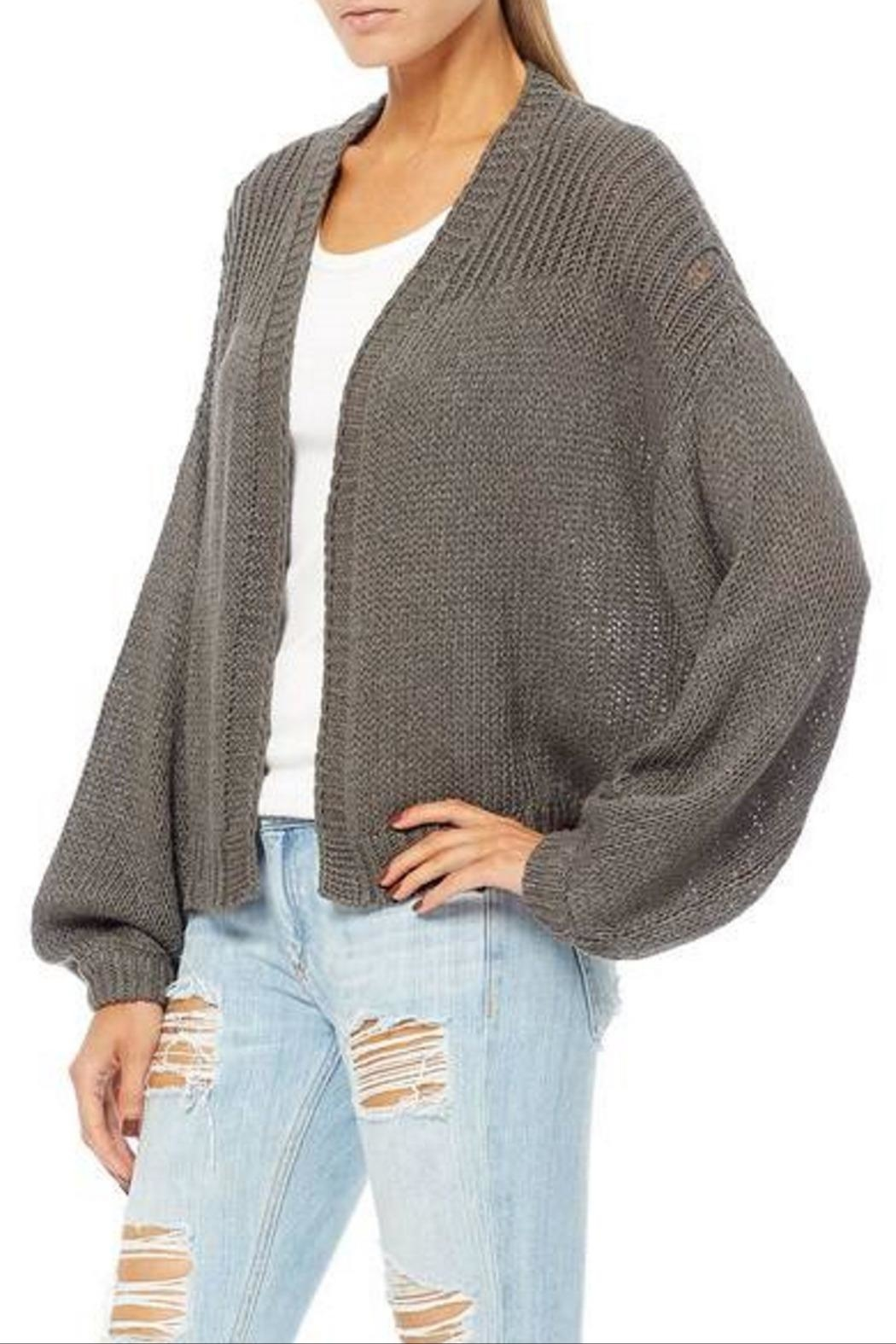 360Sweater Ivory Sweater - Front Full Image