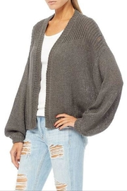 360Sweater Ivory Sweater - Front full body