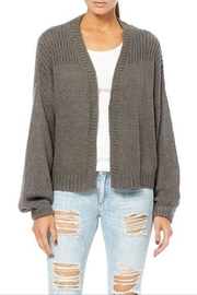 360Sweater Ivory Sweater - Front cropped