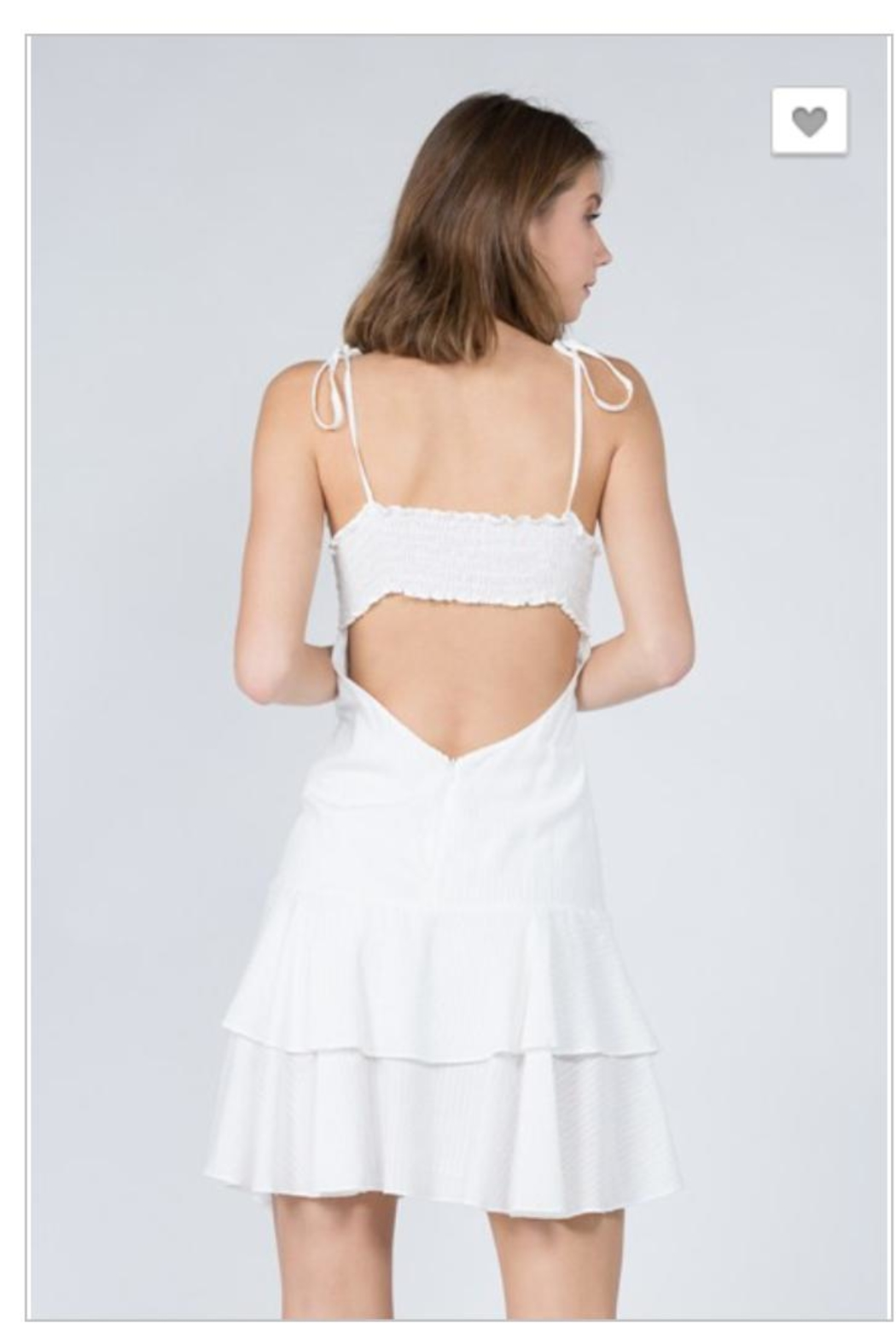 FANCO Ivory Wind Mini - Back Cropped Image