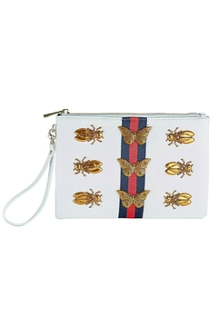Shoptiques Product: Ivy Clutch-Wristlet