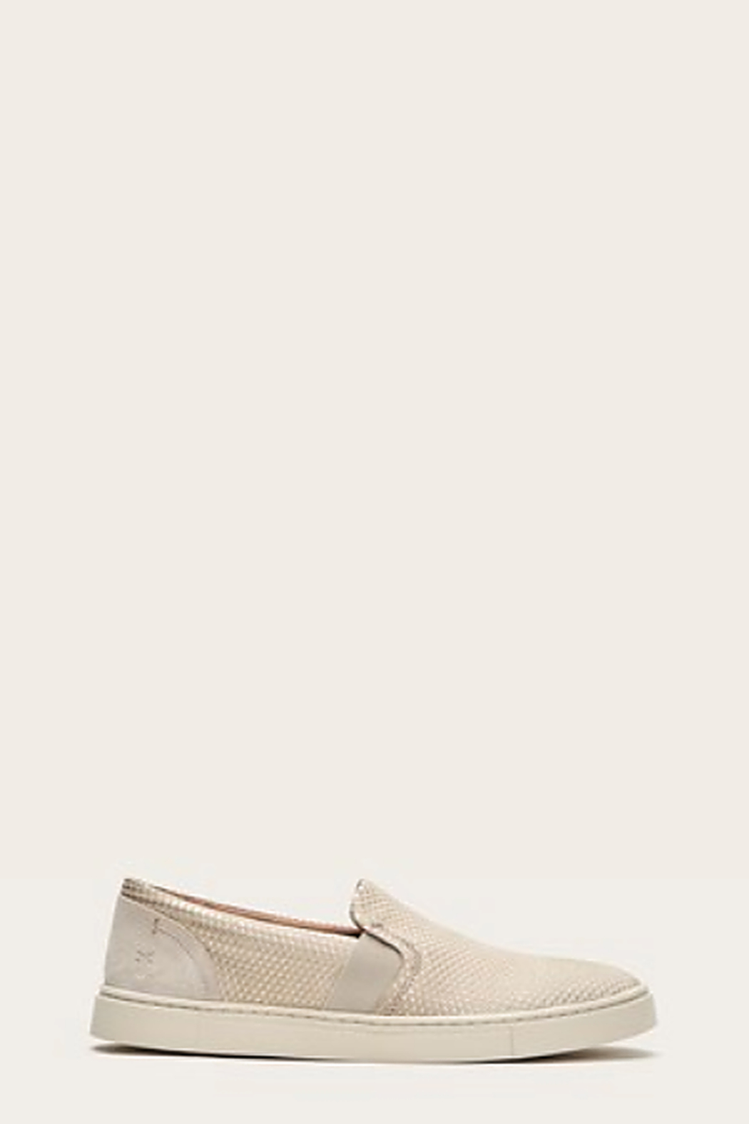 Frye Ivy Diamond Emboss Sneakers - Front Cropped Image