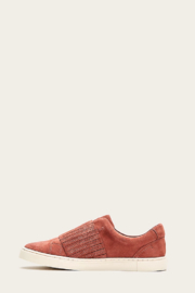 Frye Ivy Gore Slip On - Side cropped