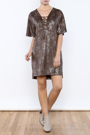 Ivy Jane / Uncle Frank  Polly Python Dress - Front full body
