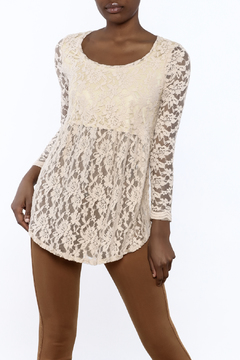 Ivy Jane Baby Doll Lace Top - Product List Image