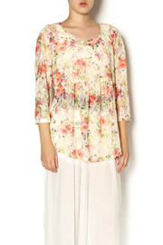 Ivy Jane Floral Nancy Top - Product Mini Image