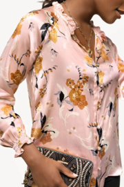 Spartina  Ivy silk blouse 673327 - Product Mini Image